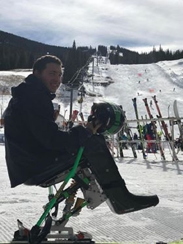 Winter Olympics Having To Relearn All >> Paralyzed Andrew Kurka Competes In Olympics Inspiremore Com