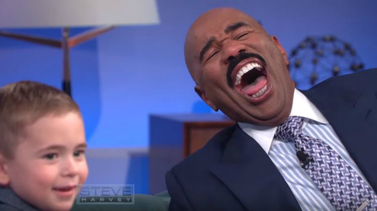 Talented 4 Yr Old Has Steve Harvey Cracking Up Inspiremore