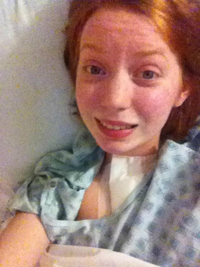 taylor hospital stay
