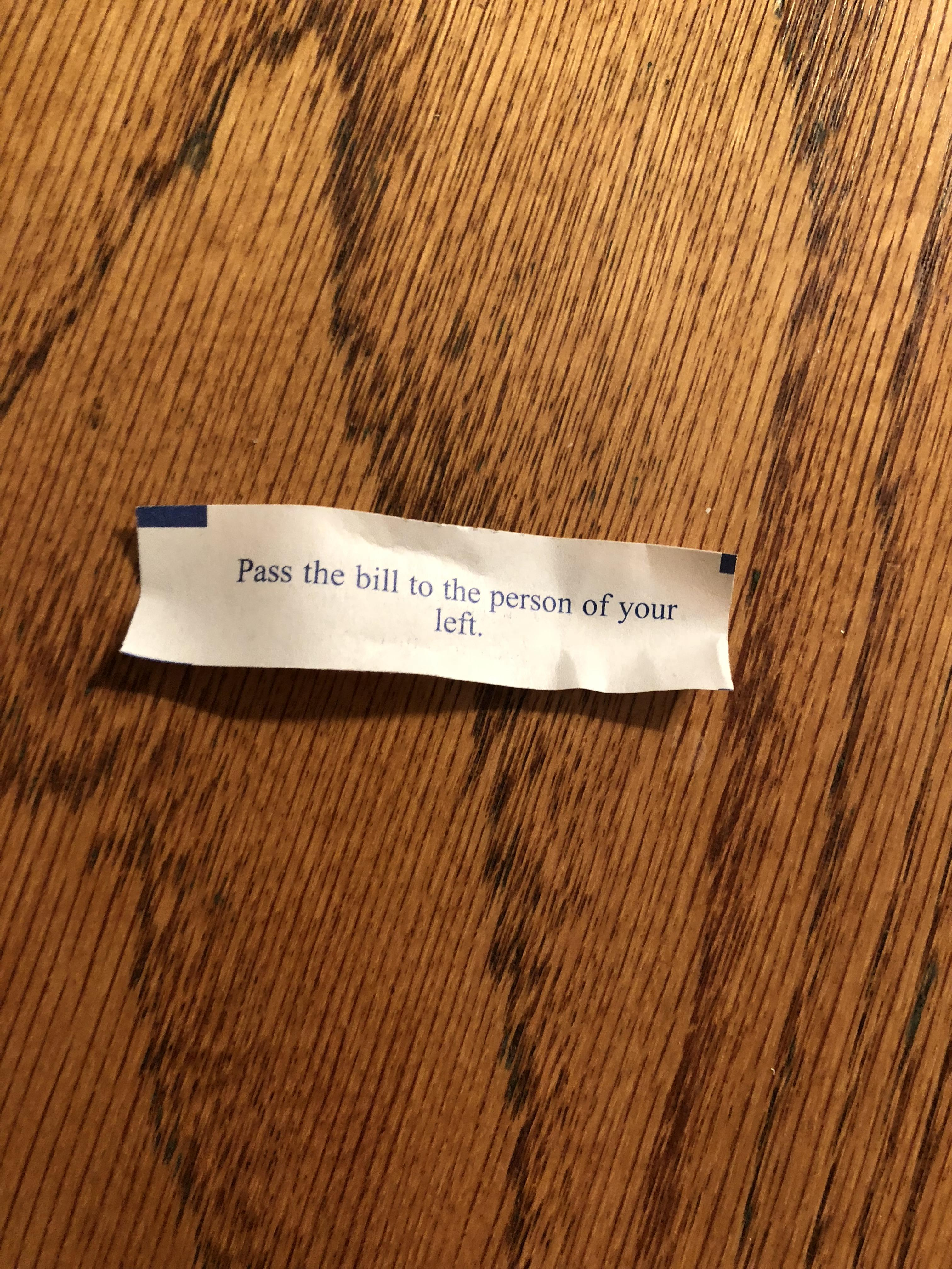 30 Hilarious Messages Found In Fortune Cookies — InspireMore