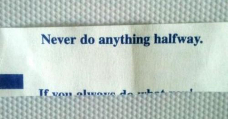 30 Hilarious Messages Found In Fortune Cookies Inspiremore