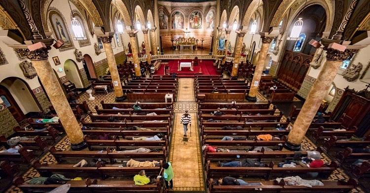 gubbio project church