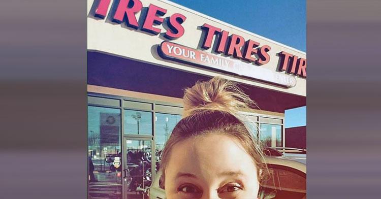 Novelist Uses Tire Shop To Overcome Writer's Block