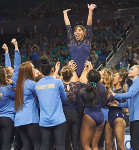 Ucla Gymnast Gets Perfect 10 With Floor Routine Inspiremore