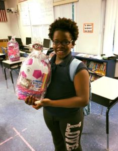 fifth grader happy easter