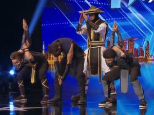 Adem Dance Crew Performs Mortal Kombat Inspired Routine