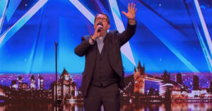 father ray britain got talent