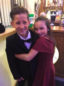 10 Yr Old Partners Dance To Meghan Trainor Inspiremore