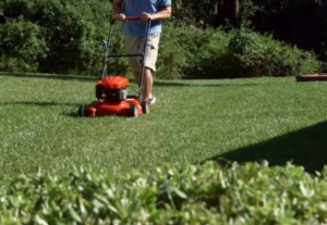 Despite his successes on the football field, Ohio native Luke Keller was severely depressed and contemplating suicide. Then he did something he'd never done before, while mowing the lawn: Pray. And that changed the course of his life.
