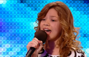 "Molly Rainford was just 11 years old when she wowed the judges on Season 6 of Britain's Got Talent with a soulful cover of ""One Night Only"" from the Broadway musical, ""Dreamgirls."""