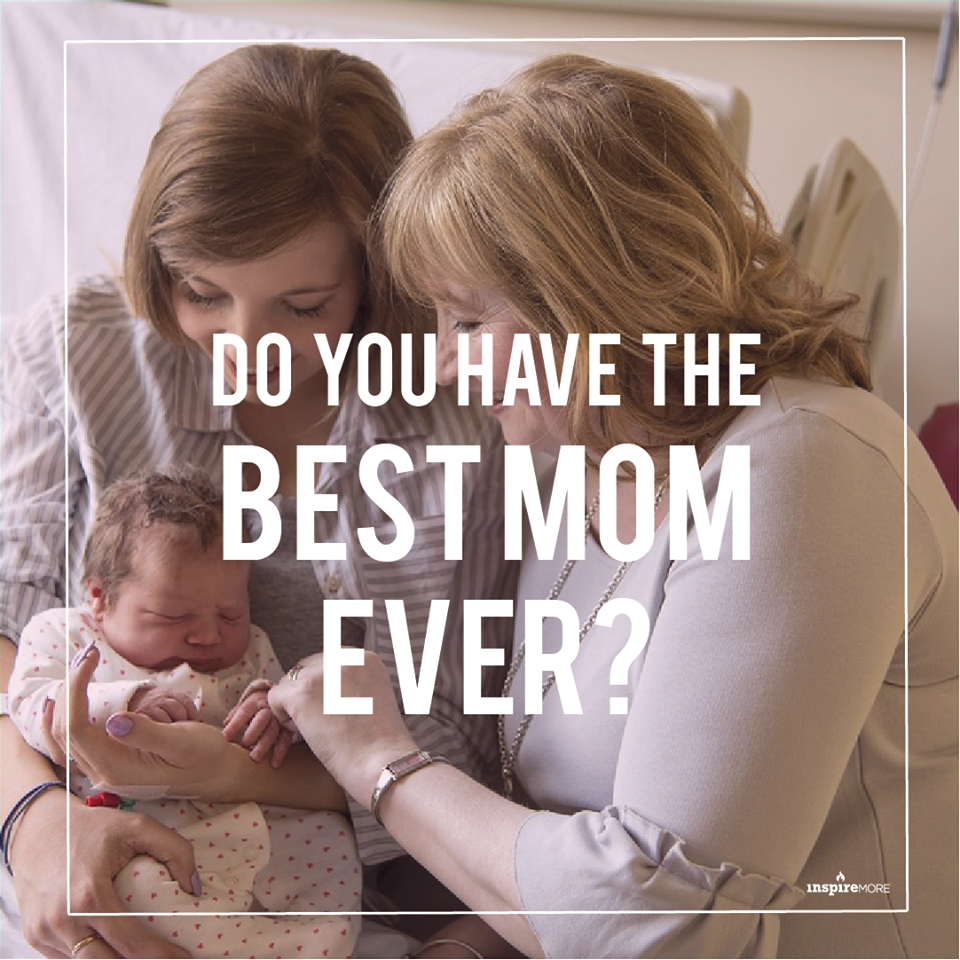 InspireMore Mother's Day nominations