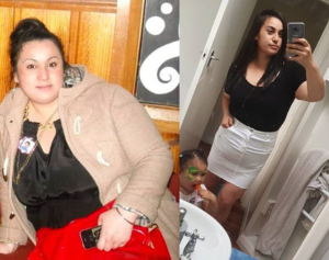 Michaela Martin was humiliated when she had to get a seat belt extension on a flight from New Zealand to Australia. That's part of what motivated her to shed a massive amount of weight. And you can too, by following these three tips.