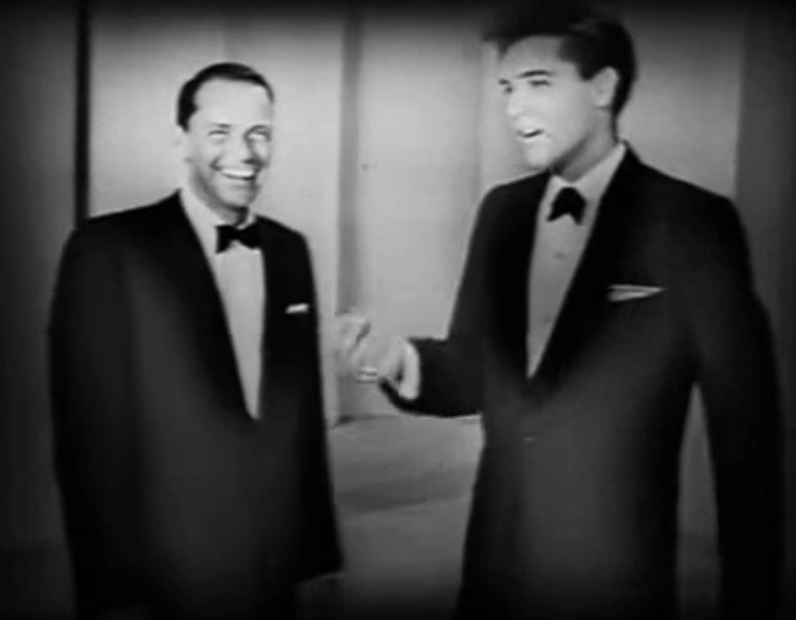 sinatra and elvis
