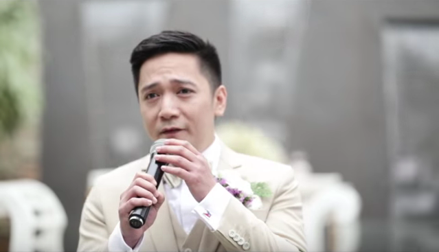 terrence sings bride