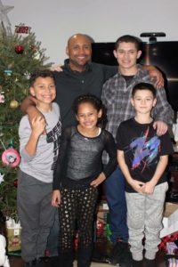 damon and kids