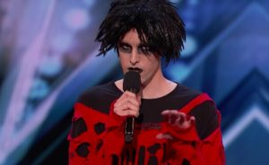 gothic comedian