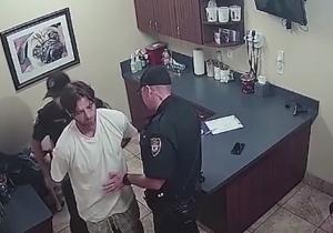 bf arrested
