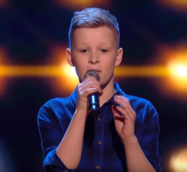 Jude Voice Kids UK dance