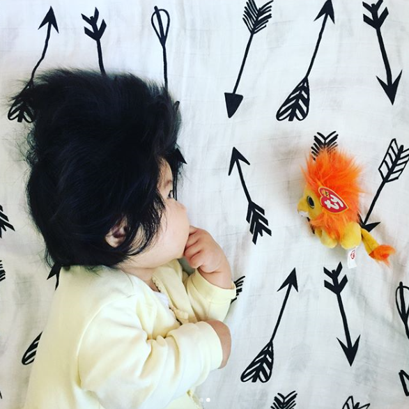 Japanese Baby Chanco Has Internet Obsessed With Luscious