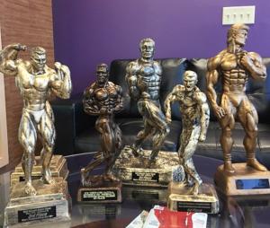 steve trophies