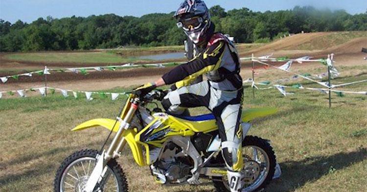 mike garrison motocross