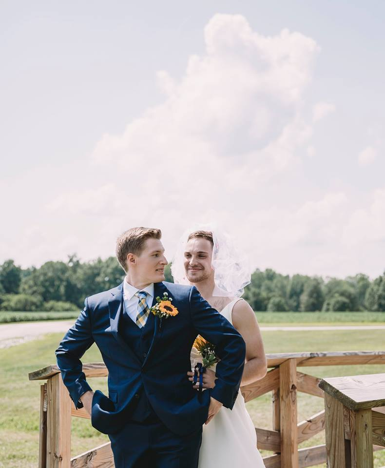 Wedding Pranks: Bride & Photographer Arrange Epic Prank On Groom During