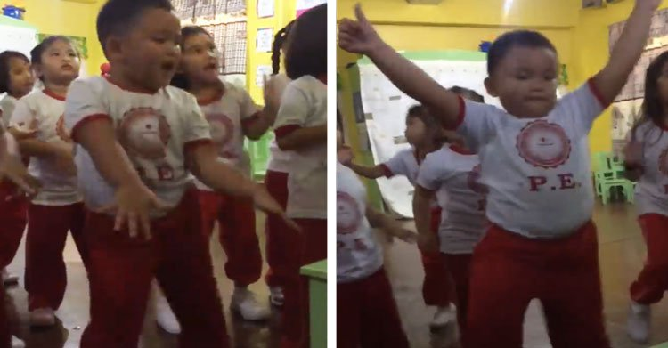 "Filipino 4-Yr-Old's ""Boom Boom..."