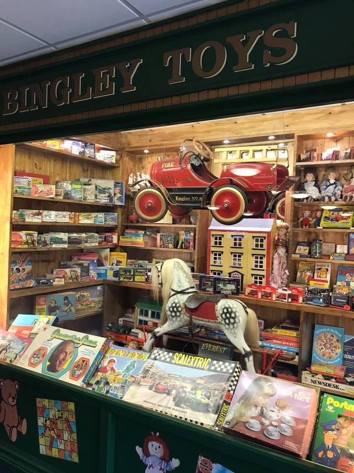 memory lane toy store