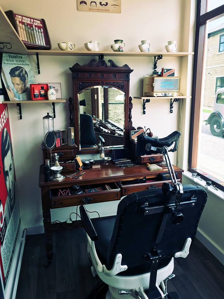 memory lane barber shop