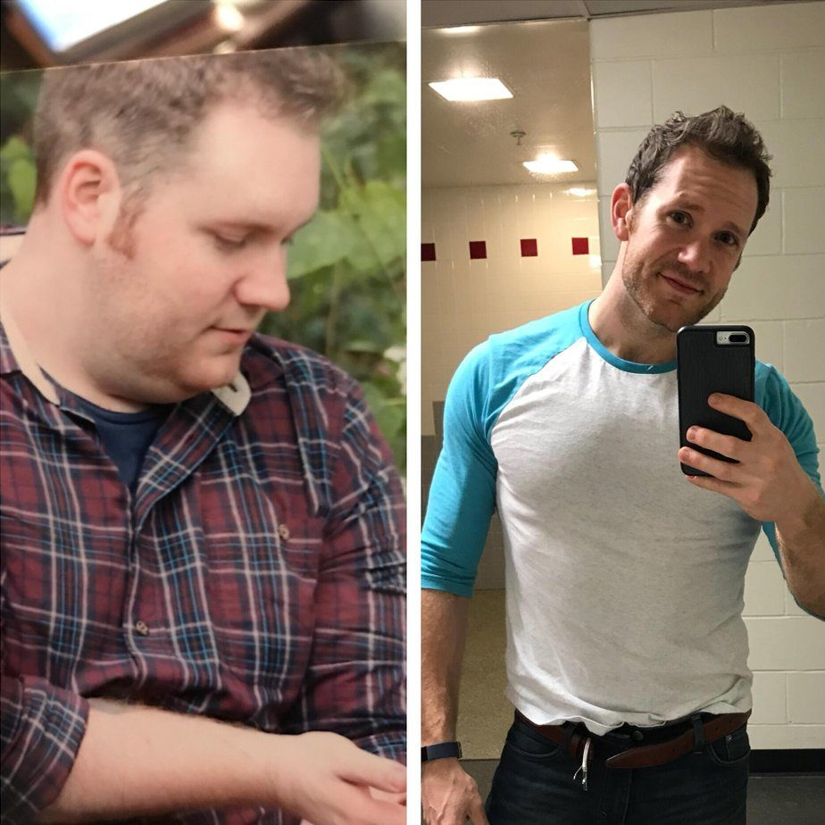 25 Before And After Weight Loss Transformations - InspireMore