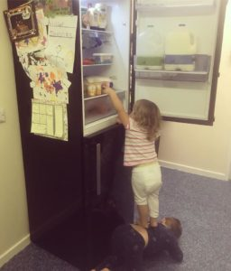harriet-raiding-fridge