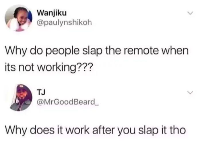 remote tweet