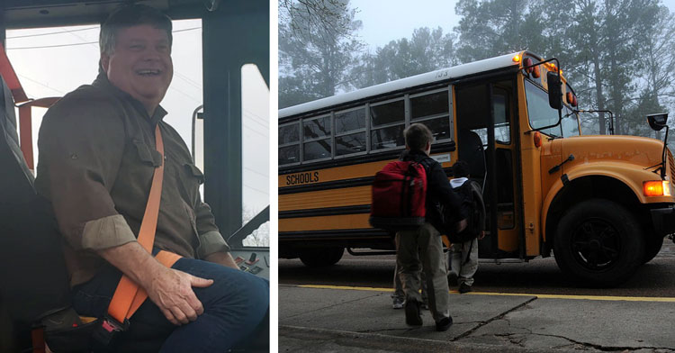 Alabama School Bus Driver Buys Breakfast For Every Kid On Route