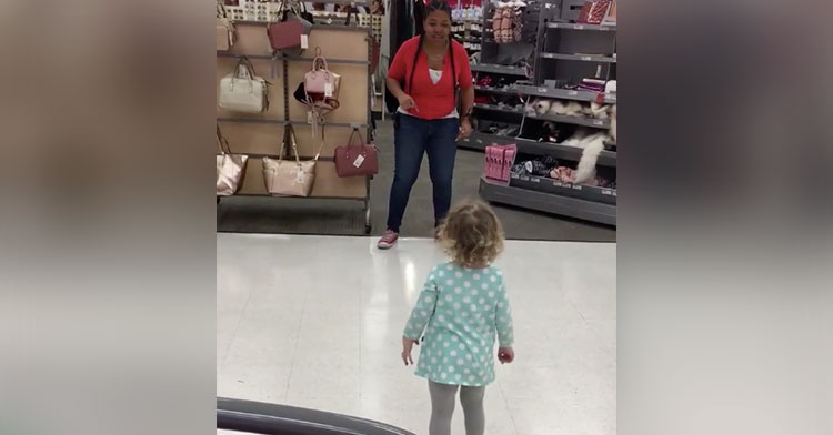 target dance party