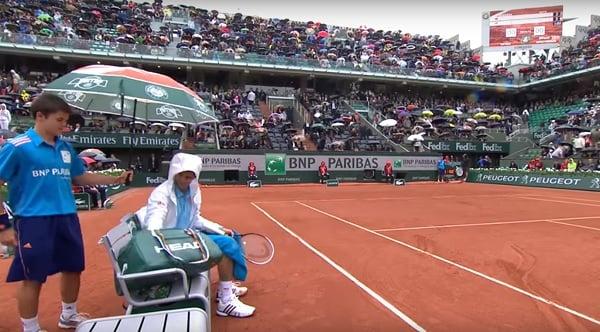 Tennis Player Novak Djokovic Shares Moment With Ball Boy Inspiremore