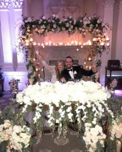 taylor and john's wedding
