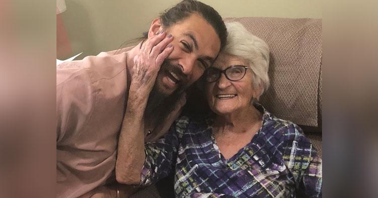 jason momoa grandma