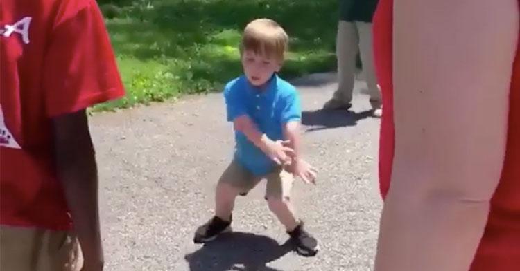 oliver sisson dancing