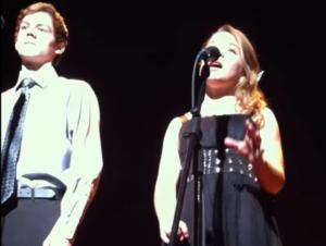 noelle opens the duet