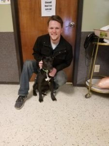 rudolph gets adopted
