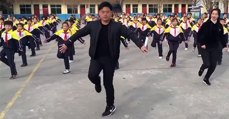 principal dance china