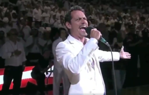 marc anthony sings