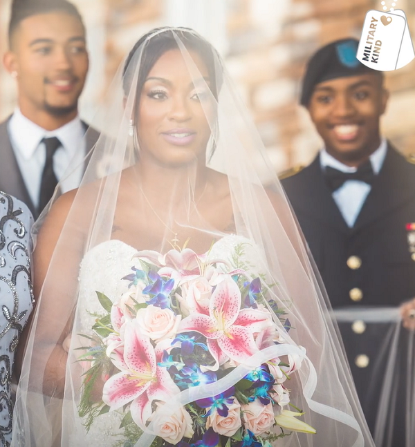 The Ultimate Wedding Day Surprise: Soldier Surprises Mom At Her Wedding In Emotional Video