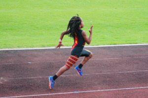 rudolph sprints