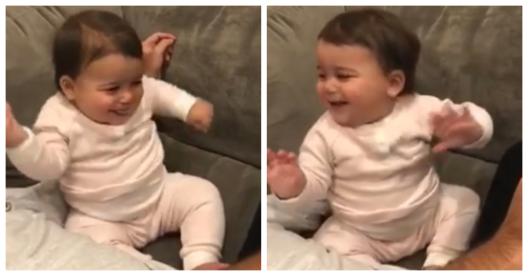 "Little Girl Dances To ""Baby Shark"" In Hilarious Home Video ..."