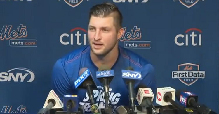 5092cb8ed Tim Tebow s Honest Response To Haters Is Inspiring Young People Around  World.