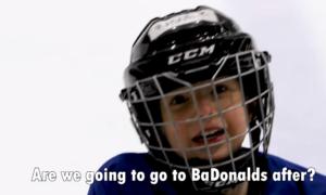 mason wants to go to badonalds
