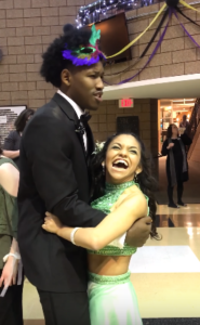 tahj and evelyn dance