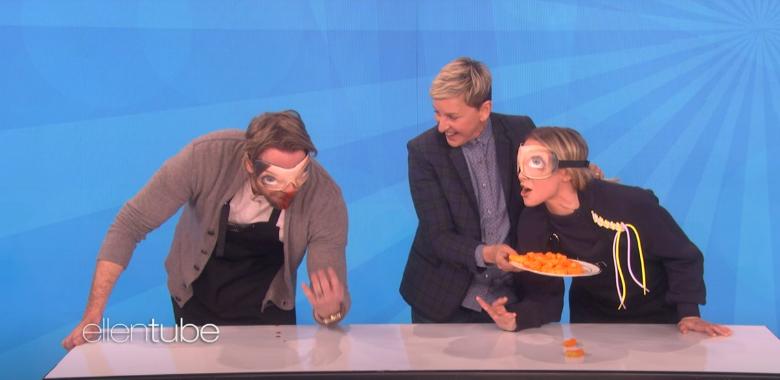 dax and kristen argue over cheetos