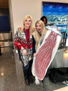 dress at airport